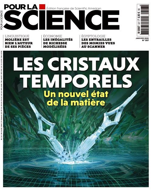 Pour La Science N°507 – Janvier 2020
