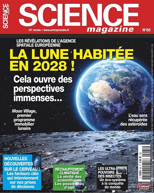 Science Magazine N°65 – Février-Avril 2020