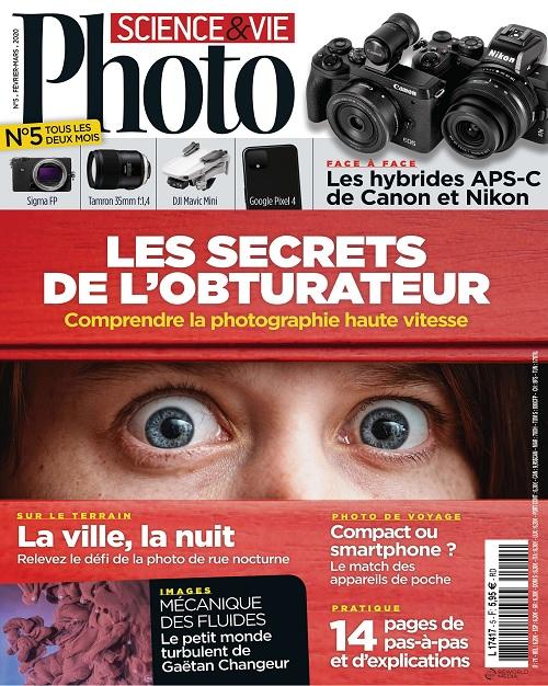 Science et Vie Photo N°5 – Février-Mars 2020