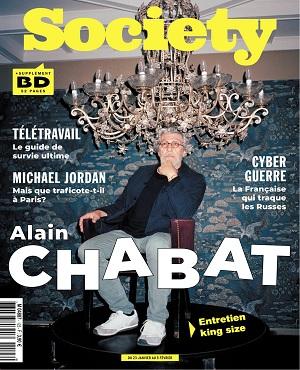 Society N°123 Du 23 Janvier au 5 Février 2020