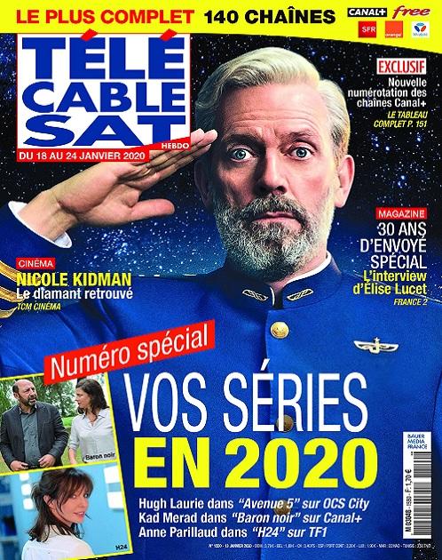 Télécâble Sat Hebdo Du 18 Janvier 2020