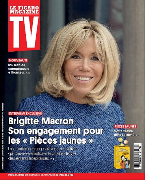 TV Magazine Du 12 Janvier 2020