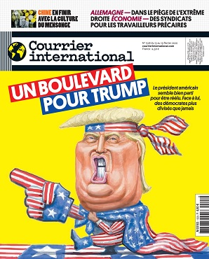 Courrier International N°1528 Du 13 Février 2020
