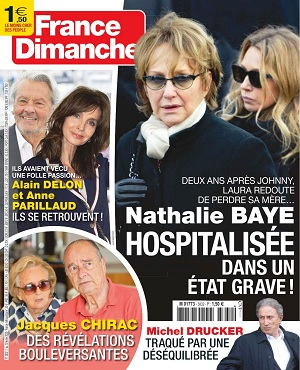 France Dimanche N°3832 Du 7 Février 2020