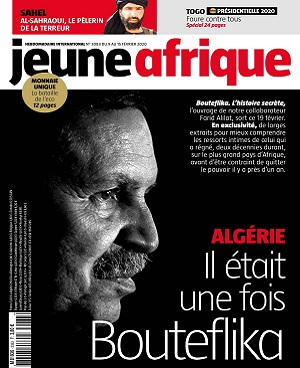 Jeune Afrique N°3083 Du 9 Février 2020