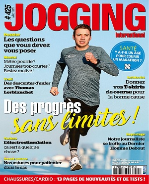 Jogging International N°425 – Mars 2020