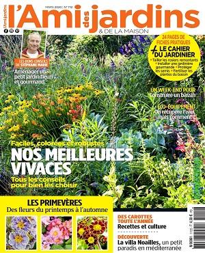 L'Ami Des Jardins et De La Maison N°1112 – Mars 2020