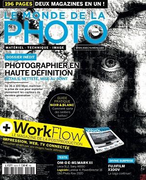 Le Monde De La Photo N°123 – Mars 2020