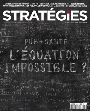 Stratégies N°2027 Du 13 Février 2020