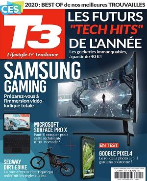 T3 Gadget Magazine N°43 – Février 2020