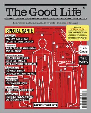 The Good Life N°42 – Février-Avril 2020