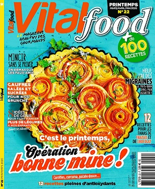 Vital Food N°22 – Printemps 2020
