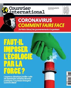 Courrier International N°1531 Du 5 Mars 2020
