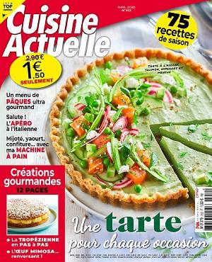 Cuisine Actuelle N 352 Avril 2020 Telecharger Des Magazines