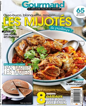 Gourmand N°445 Du 11 Mars 2020