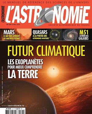 L'Astronomie N°137 – Avril 2020