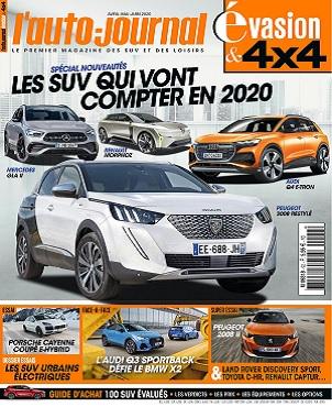 L'Auto-Journal 4×4 N°92 – Avril-Juin 2020