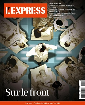 L'Express N°3586 Du 26 Mars 2020