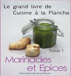 Le grand livre de cuisine à la plancha tome 1