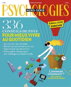 Psychologies Hors Série N°56 – Mars-Avril 2020