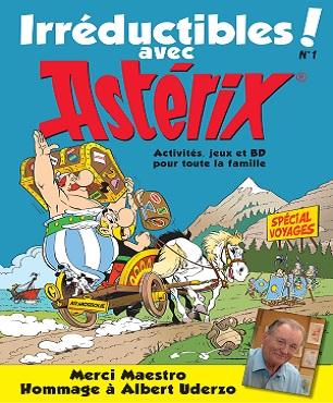 Irréductibles! avec Astérix N°1 – Avril 2020