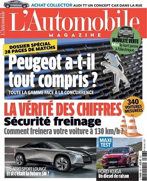 L'Automobile Magazine N°888 – Mai 2020