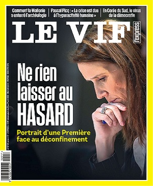 Le Vif L'Express N°3590 Du 23 Avril 2020