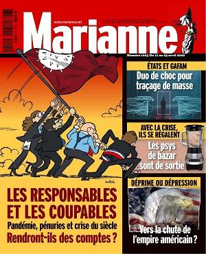 Marianne N°1205 Du 17 au 23 Avril 2020