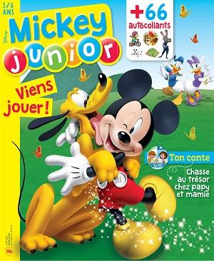 Mickey Junior N°415 – Avril 2020