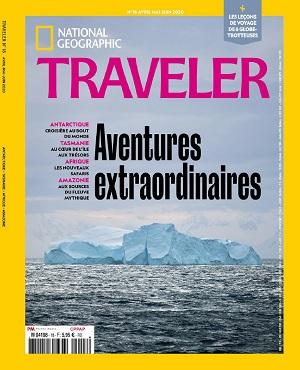 National Geographic Traveler N°18 – Avril-Juin 2020