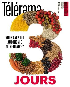 Télérama Magazine N°3666 Du 18 Avril 2020