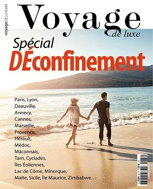 Voyage de Luxe N°84 – Mai 2020