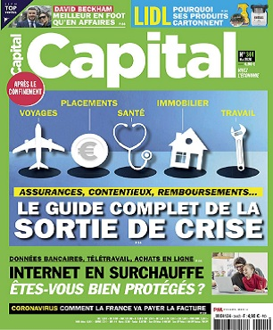 Capital N°344 – Mai 2020