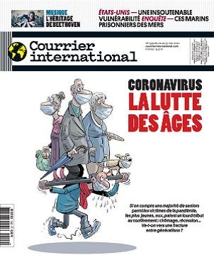 Courrier International N°1542 Du 20 Mai 2020