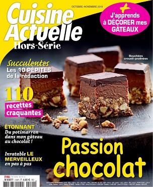 Cuisine Actuelle Hors Série N°144 – Octobre-Novembre 2019
