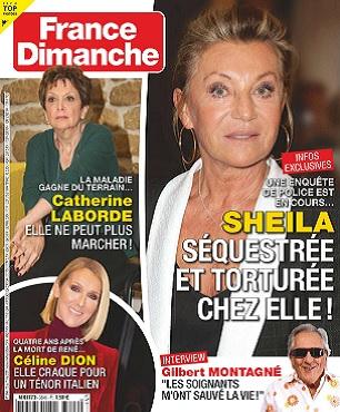 France Dimanche N°3846 Du 15 Mai 2020