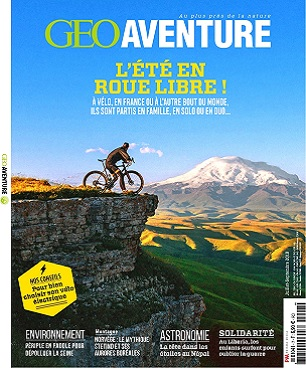 Geo Aventure N°7 – Juillet-Septembre 2019