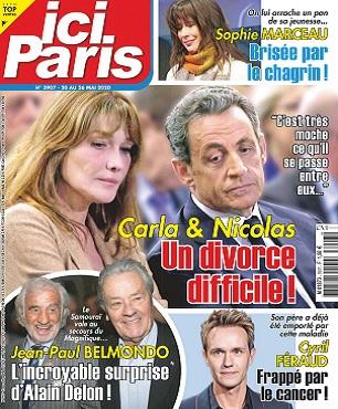 Ici Paris N°3907 Du 20 Mai 2020
