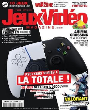 Jeux Vidéo Magazine N°232 – Mai 2020