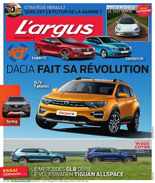 L'Argus N°4574 Du 28 Mai 2020