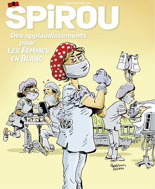Le Journal De Spirou N°4283 Du 13 Mai 2020