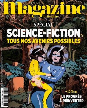 Le Nouveau Magazine Littéraire N°29 – Mai 2020