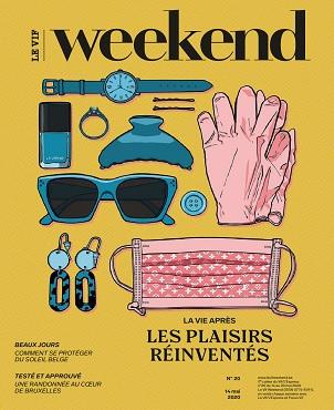 Le Vif Weekend N°20 Du 14 Mai 2020