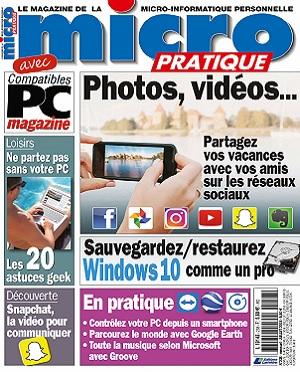 Micro Pratique N°238 – Photos, Vidéos…