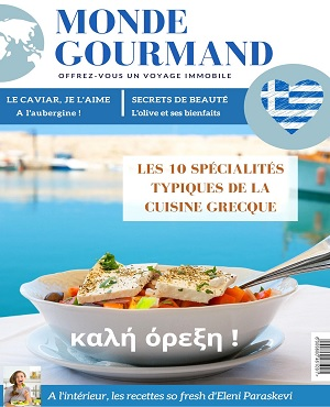 Monde Gourmand N°4 – Juin 2020