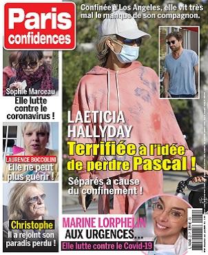 Paris Confidences N°22 – Mai-Juin 2020