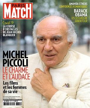 Paris Match N°3707 Du 20 Mai 2020