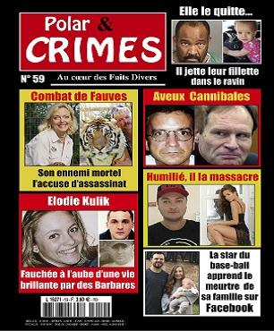 Polar et Crimes N°59 – Mai 2020