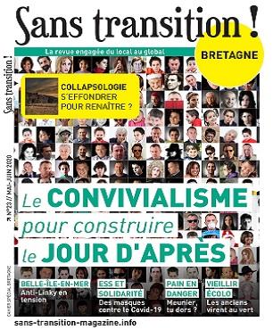 Sans Transition ! Bretagne N°23 – Mai-Juin 2020
