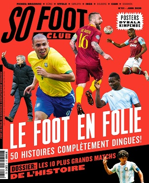 So Foot Club N°61 – Juin 2020